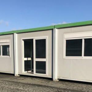 Ensemble modulaire de 72 m²