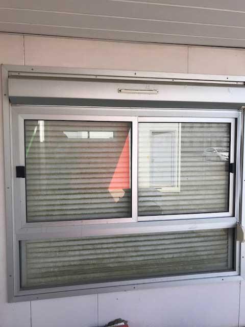 fenêtres du préfabriqué occasion