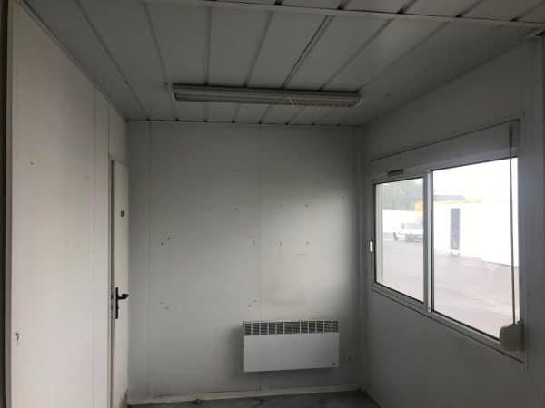 Bungalow bureau modulaire