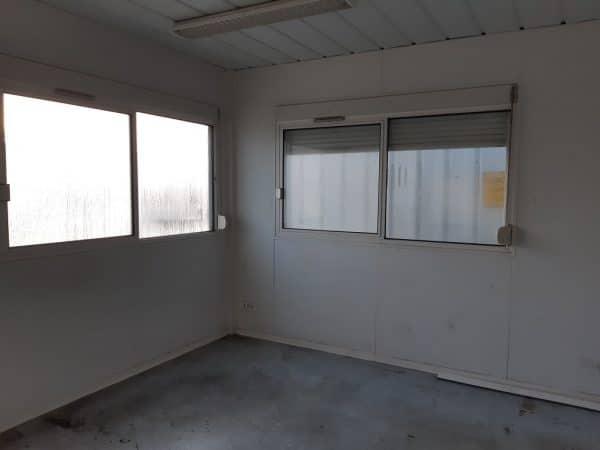 Bungalow modulaire bureau