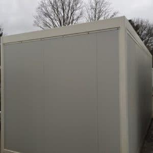 Modulaire unitaire 15 m²