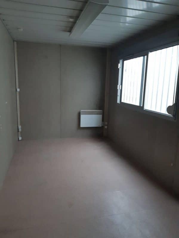 Modulaire unitaire de 15 m²