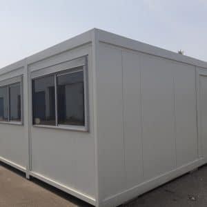 Solution préfabriquée bureaux