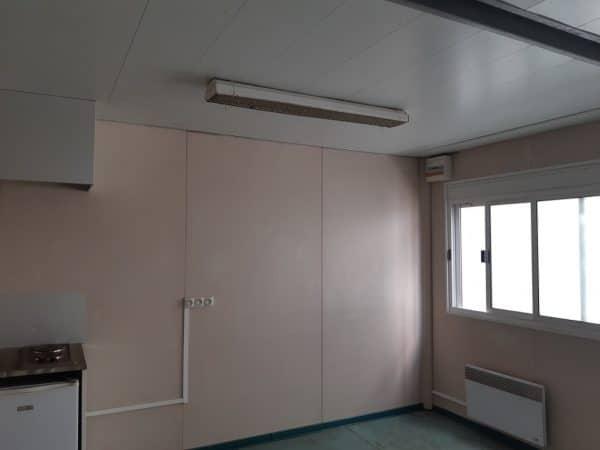 Modulaire occasion 51 m²