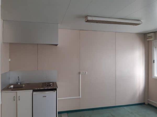 Modulaire occasion de 51 m²