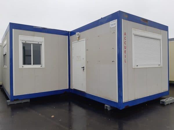 Bungalow modulaire 41 m²