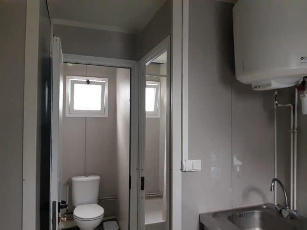 Bungalow modulaire de 41 m²