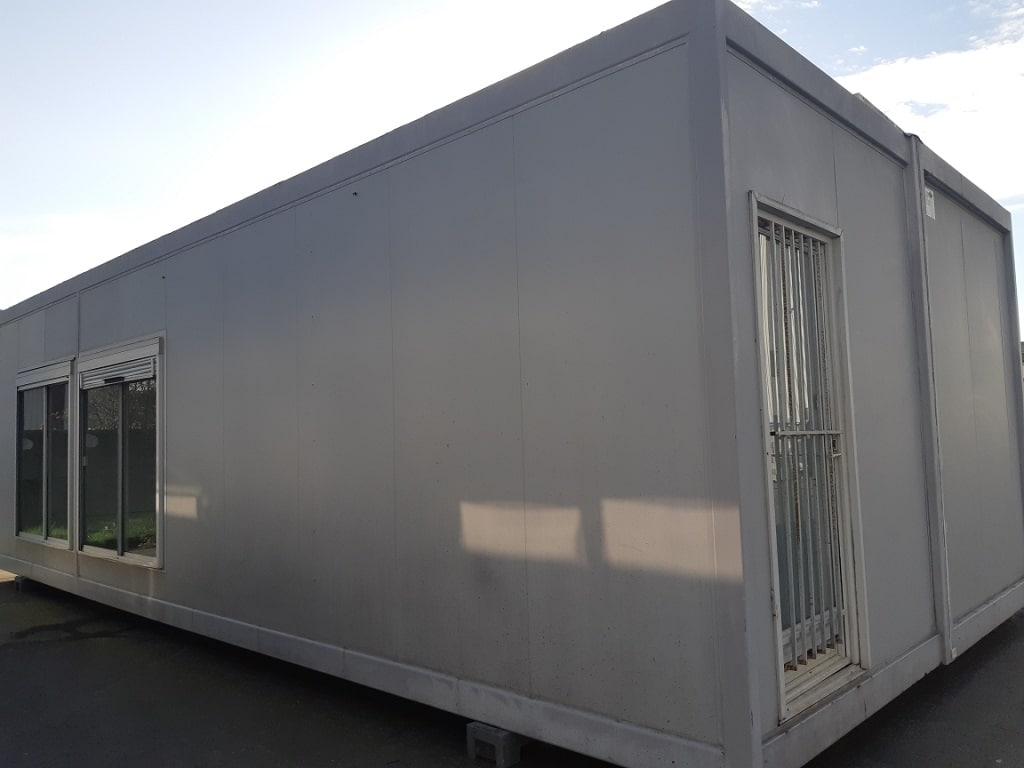 Modulaire bâtiment de 50m²