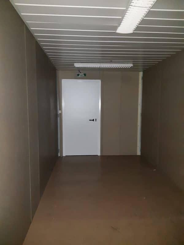 Bureau préfabriqué 15m²