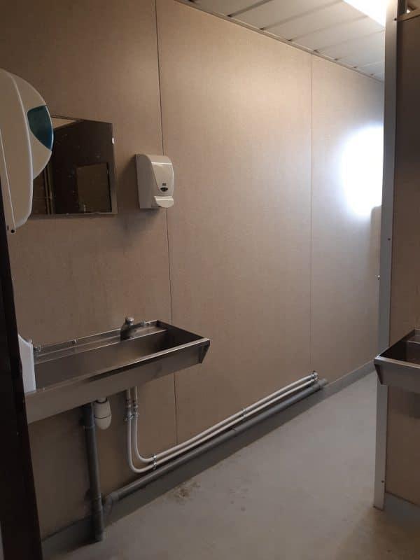 Modulaire sanitaire occasion