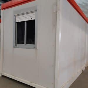 Préfabriqué 15m² modulaire