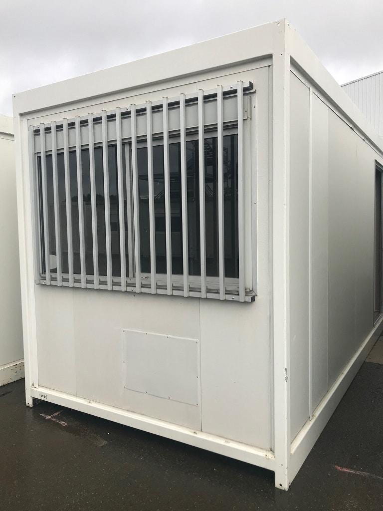 Bâtiment modulaire 20m² stockage