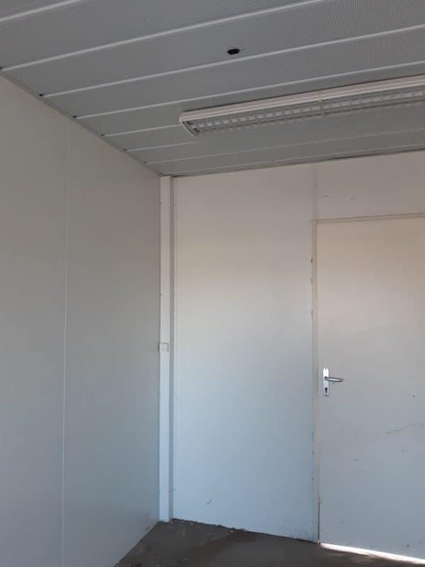 Préfabriqué modulaire réfectoire