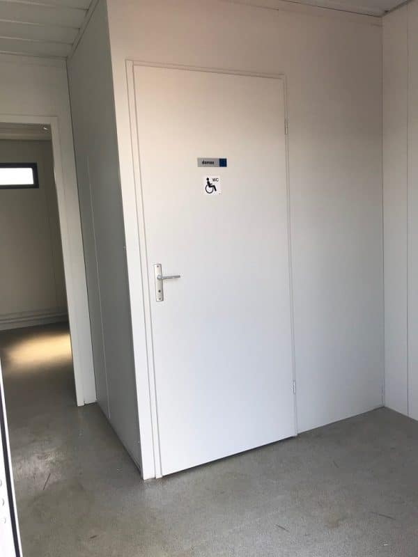 modulaire occasion sanitaires